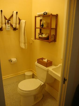 Andrews Hotel: Bathroom