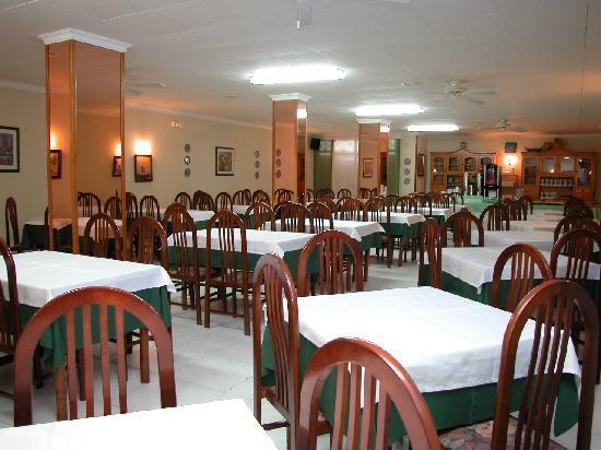 Hotel Ancora: Comedor: Desayuno buffet gratis