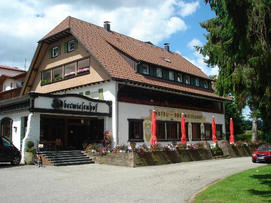 Hotel Oberwiesenhof: Ingang van het hotel