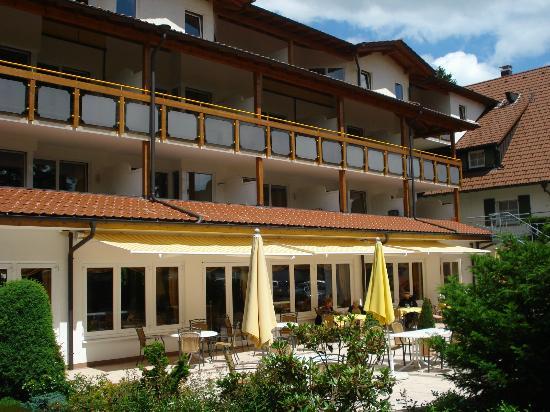 Hotel Oberwiesenhof: Terras
