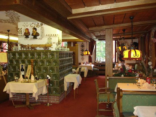 Hotel Oberwiesenhof: Restaurant