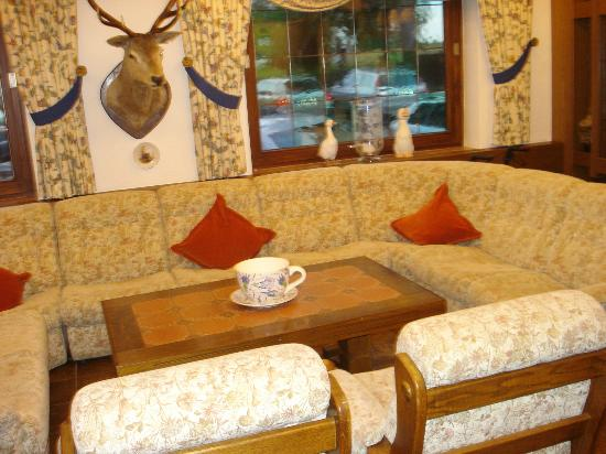 Hotel Oberwiesenhof: Zitruimte aan de hotelbar
