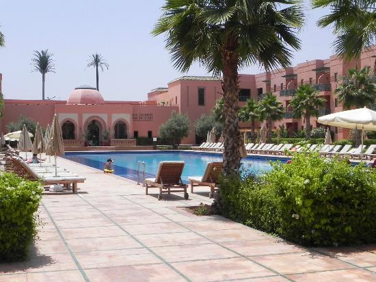 Vue g n rale picture of hotel les jardins de l 39 agdal marrakech tripadvisor - Les jardins de l agdal marrakech ...