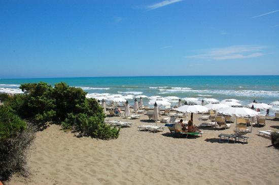 Castiglione Della Pescaia, Włochy: Spiaggia