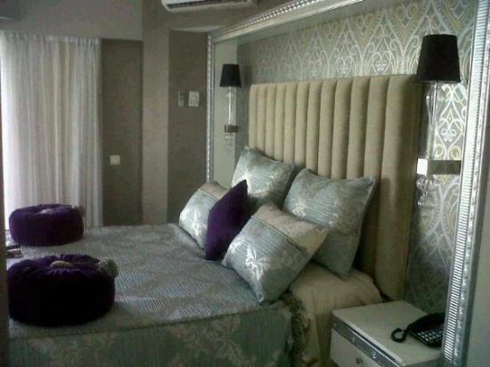 Grand Prestige Hotel & Spa: bedroom we had