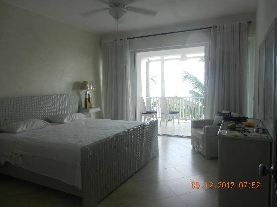 Beach Palace Cabarete: master bedroom