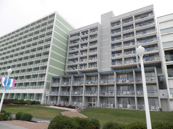 海濱伊克諾旅店照片