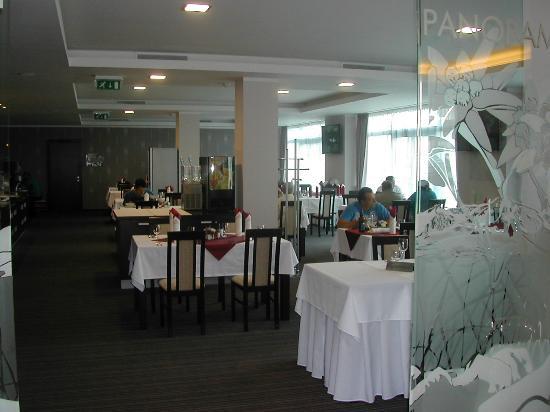 Hotel Panorama Resort: restaurant und Frühstücksraum