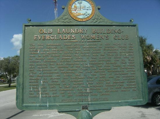 Museum of the Everglades: Info