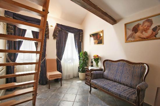 Hotel Residence Retezova: Studio