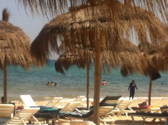 El Mouradi El Menzah: in spiaggia