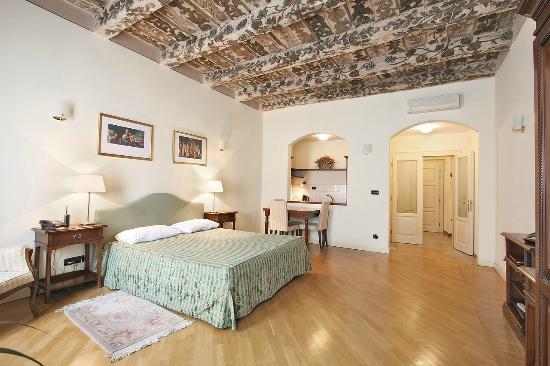 Hotel Residence Retezova: Junior Suite
