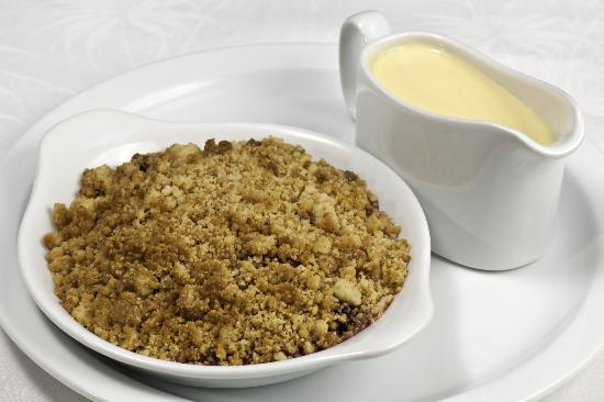 The Horse Guards: Apple Crumble