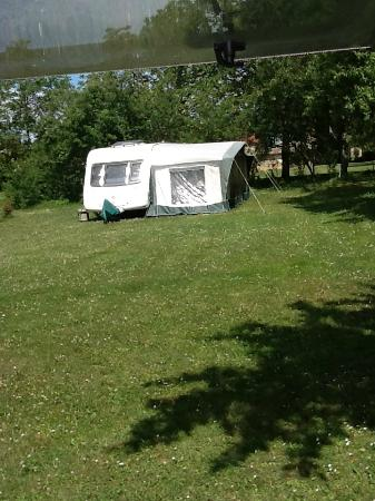 Camping Grande Vigne : ANOTHER CAMPER APPEARS ON SITE