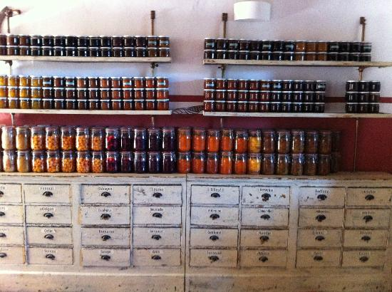 Sous L'olivier: Well stock preserves