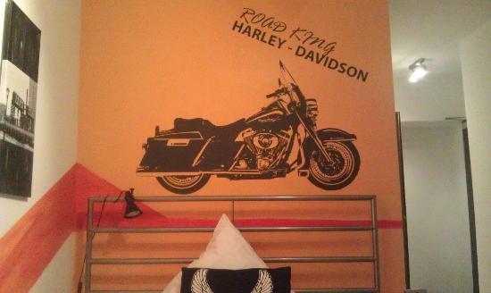 Art Hotel Korschen: room H&D style