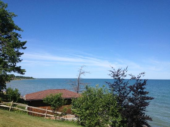Geneva State Park: The view from The Firehouse Winery