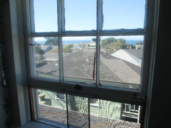 Centrella Inn: view from Lovers Loft