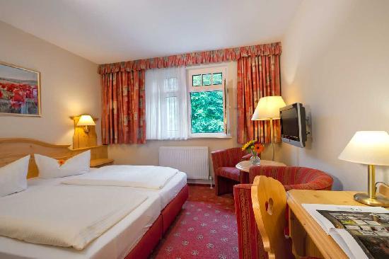 """Kurpark- FLAIR - Hotel """"Im Ilsetal"""": Doppelzimmer Komfort"""