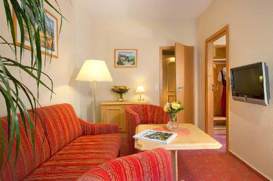 "Kurpark- FLAIR - Hotel ""Im Ilsetal"": Suite-de Luxe"