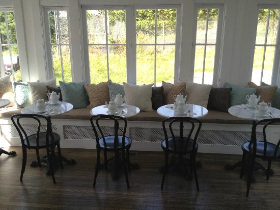 The Mansion at Noble Lane : Beautiful location for afternoon tea-DELICIOUS