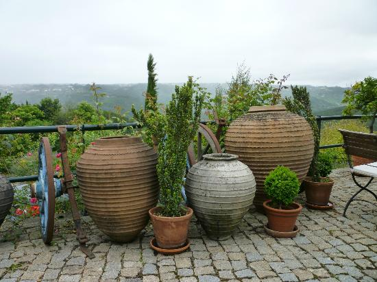Quinta da Geia : Looking out over the Hills