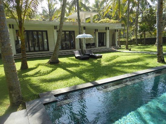 Kelapa Retreat Bali: Unser Privatgarten