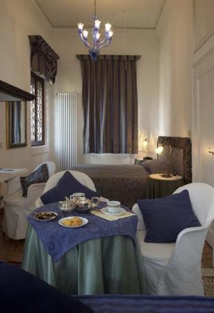 Ca' della Corte: suite blu
