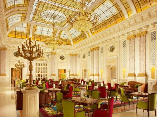 Fairmont Grand Hotel Kyiv: The Atrium