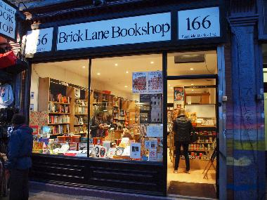 Image result for brick lane book shop