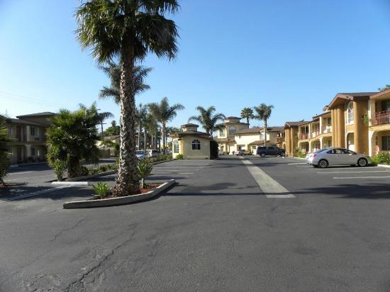 BEST WESTERN Oxnard Inn : Parcheggi dell'hotel
