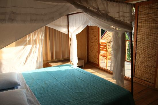 Cuyabeno Lodge: Our luxury rooms