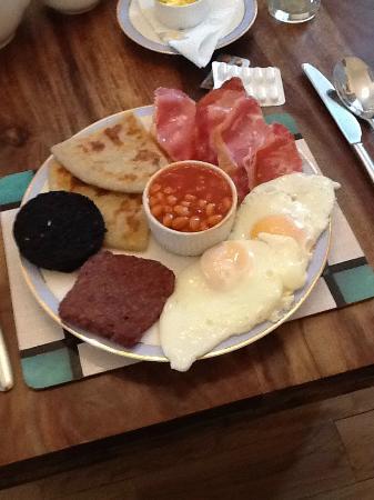 Braidmead House: Breakfast