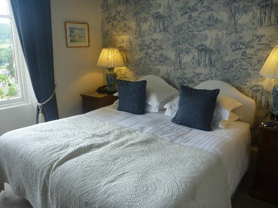 Knockendarroch Hotel & Restaurant : The bed