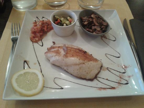 La Table du Sud : Saint-Pierre et légumes