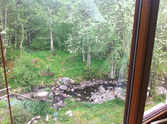 Graineag Bed and Breakfast: Beautiful view from 1 of the rooms