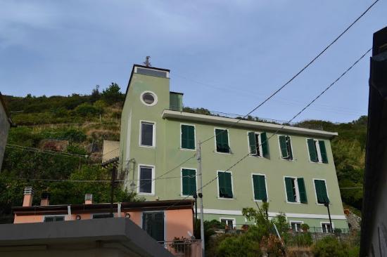 Hostel Cinque Terre: Ostello Cinque Terres