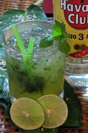Peppercorn: Mojito and other refreshing Cocktails