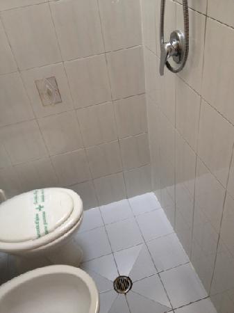 Hotel Vienna Ostenda : questa sarebbe la doccia!!!