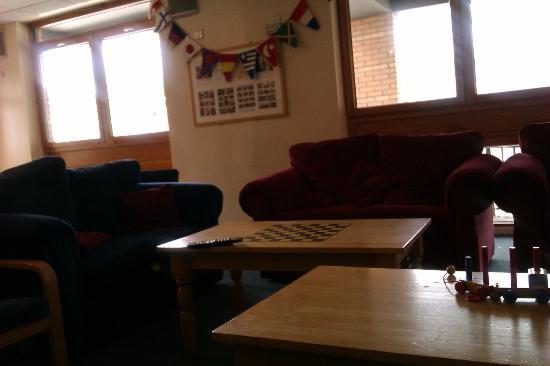 YHA Oxford: lounge