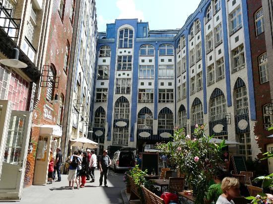 Adina Apartment Hotel Berlin Hackescher Markt: autour de l'hotel