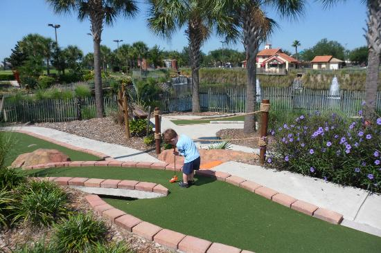 Mighty Jungle Golf, LLC: course
