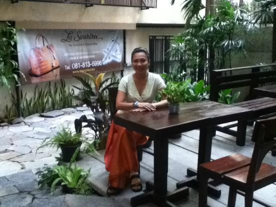Sourire @ Rattanakosin Island: entrance lobby