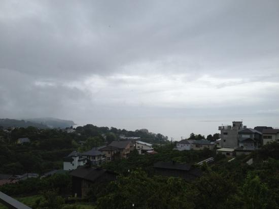 Kotaso : 天気が悪かったですが部屋からの眺めです