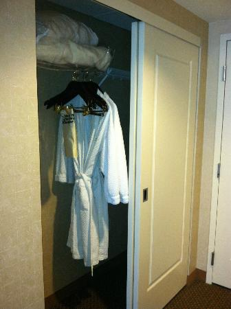Georgia Tech Hotel and Conference Center: Large closet