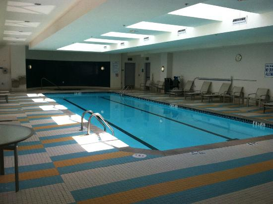 ‪‪Georgia Tech Hotel and Conference Center‬: Pool‬