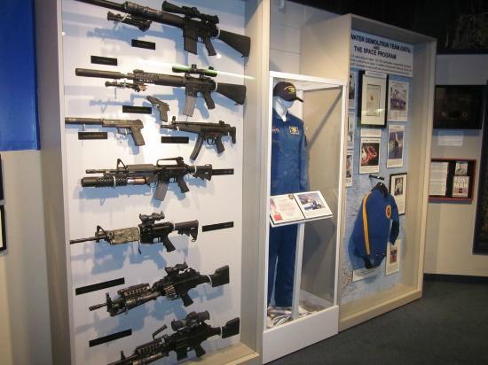 Navy Seal Museum: Seal Museum