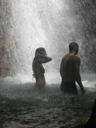 Costa Rica For Everyone: waterfall
