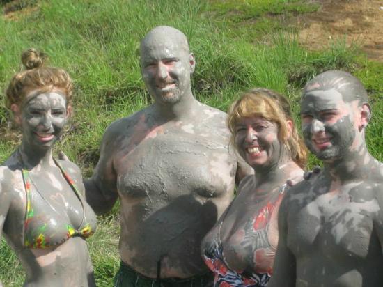 Costa Rica For Everyone: mudbath