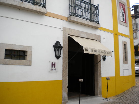 Hotel Real D'Obidos: Hotel